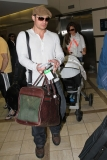 Nick Lachey and Vanessa Minnillo Leave LA 35721