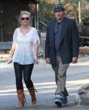 Britney Spears & David Lucado Go On A Dinner Date 36048