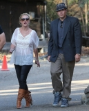 Britney Spears & David Lucado Go On A Dinner Date 36055
