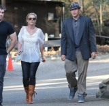 Britney Spears & David Lucado Go On A Dinner Date 36108
