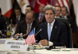 John Kerry Makes Visit To Turkey For Syria Meeting 36119