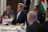 John Kerry Makes Visit To Turkey For Syria Meeting 36120