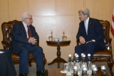 John Kerry Makes Visit To Turkey For Syria Meeting 36124