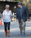 Britney Spears & David Lucado Go On A Dinner Date 36127