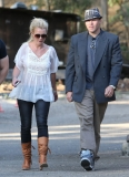 Britney Spears & David Lucado Go On A Dinner Date 36141