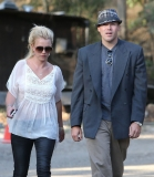 Britney Spears & David Lucado Go On A Dinner Date 36145