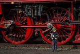 Berlin Railway Historic Trains Depot Open House Day 36150
