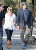 Britney Spears & David Lucado Go On A Dinner Date 36155
