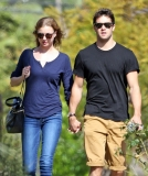 Emily Van Camp & Josh Bowman Lunch Together  36179