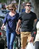 Emily Van Camp & Josh Bowman Lunch Together  36230