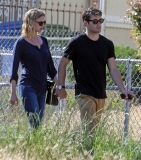 Emily Van Camp & Josh Bowman Lunch Together  36252