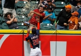 Cleveland Indians v Houston Astros 36270