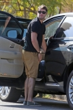 Emily Van Camp & Josh Bowman Lunch Together  36275