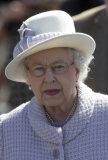 The Queen At Newbury Races 36281