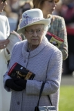 The Queen At Newbury Races 36290