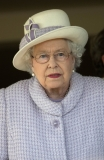 The Queen At Newbury Races 36308