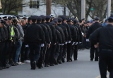 Slain MIT Patrol Officer Sean Collier Comes Home 36335
