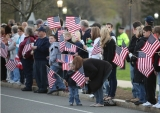 Slain MIT Patrol Officer Sean Collier Comes Home 36346