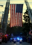 Slain MIT Patrol Officer Sean Collier Comes Home 36370
