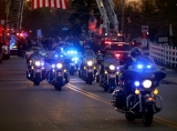Slain MIT Patrol Officer Sean Collier Comes Home 36377