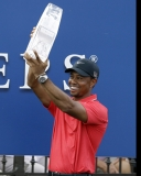 Tiger Woods up the players championship golf tournament at TPC Sawgrass title in Ponte Vedra Beach, Florida 36379