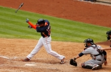 Cleveland Indians v Houston Astros 36381