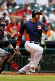 Cleveland Indians v Houston Astros 36399