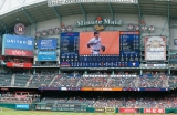Cleveland Indians v Houston Astros 36402