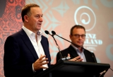 PM John Key Makes Pre-Budget Tourism Announcement 36425