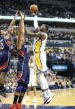 Atlanta Hawks v Indiana Pacers - Game One 36935
