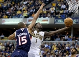 Atlanta Hawks v Indiana Pacers - Game One 36953