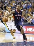 Atlanta Hawks v Indiana Pacers - Game One 37035