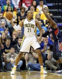 Atlanta Hawks v Indiana Pacers - Game One 37060