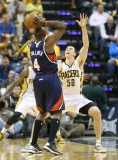 Atlanta Hawks v Indiana Pacers - Game One 37093