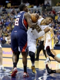 Atlanta Hawks v Indiana Pacers - Game One 37094