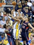 Atlanta Hawks v Indiana Pacers - Game One 37099