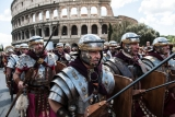Romans Celebrate the 2,766th Anniversary of Their City 37244