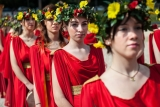 Romans Celebrate the 2,766th Anniversary of Their City 37268