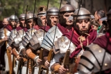 Romans Celebrate the 2,766th Anniversary of Their City 37318