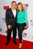 Arrivals at the 'House of Cards' Q&A Event 37393