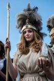 Romans Celebrate the 2,766th Anniversary of Their City 37399