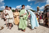 Romans Celebrate the 2,766th Anniversary of Their City 37402