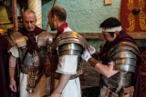 Romans Celebrate the 2,766th Anniversary of Their City 37466