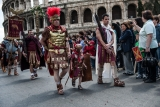 Romans Celebrate the 2,766th Anniversary of Their City 37531