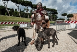 Romans Celebrate the 2,766th Anniversary of Their City 37581