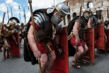 Romans Celebrate the 2,766th Anniversary of Their City 37583