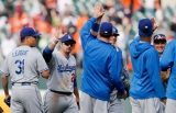 Los Angeles Dodgers v Baltimore Orioles 37596