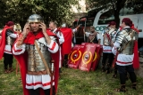 Romans Celebrate the 2,766th Anniversary of Their City 37608