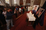 Memorials Services Held in Honor of Boston Marathon Bombing Victims 37741