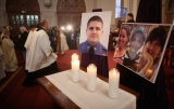 Memorials Services Held in Honor of Boston Marathon Bombing Victims 37745